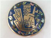 Silver Brooch 925 Silver 10.8g